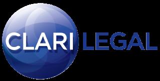 ClariLegal Retina Logo